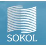 Sokol-okna-dveře-vrata – logo společnosti