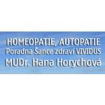 Poradna Šance zdraví VIVIDUS - MUDr. Hana Horychová – logo společnosti