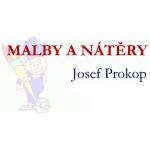 Malby, nátěry Josef Prokop – logo společnosti
