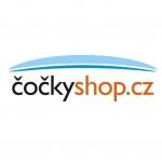 Čočkyshop.cz - centrum kontaktních čoček a brýlí – logo společnosti
