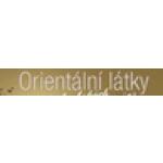 Ing.Tolarová Jana - Orientální látky – logo společnosti