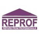 REPROF - Křivka Milan – logo společnosti
