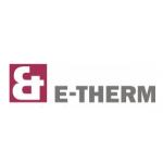 E-THERM a.s. – logo společnosti