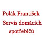 Polák František - Servis domácích spotřebičů – logo společnosti