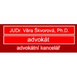 Škvorová Věra, JUDr., Ph.D., advokát - advokátní kancelář – logo společnosti