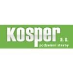 Podzemní stavby KOSPER, a.s. – logo společnosti