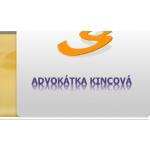 Advokátní kanceláře Kincová Uhlíř Vojtková – logo společnosti