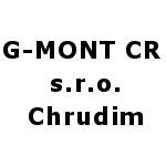 G-MONT CR s.r.o. – logo společnosti