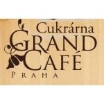 Grand café Praha - K.V.P. Gastro, a.s. (pobočka Praha 1) – logo společnosti