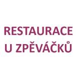 RESTAURACE U ZPĚVÁČKŮ – logo společnosti