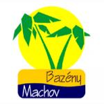 BAZÉNY MACHOV s.r.o. – logo společnosti