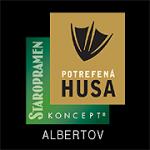 F&B Albertov, s.r.o.- Potrefená Husa Albertov – logo společnosti