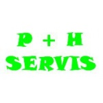 Horáček Miroslav - P+H SERVIS – logo společnosti