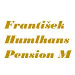 František Humlhanz- Pension M – logo společnosti