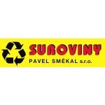 SUROVINY PAVEL SMÉKAL s.r.o. – logo společnosti