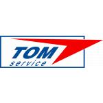 TOM service s.r.o. – logo společnosti