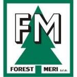 FOREST MERI s.r.o. – logo společnosti