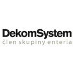 DEKOM SYSTEM, s.r.o. – logo společnosti