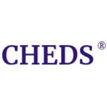CHEDS - výroba a prodej barev na textil, kůži, dřevo a kov – logo společnosti
