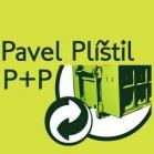 Plíštil Pavel - P+P druhotné suroviny – logo společnosti
