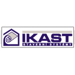 IKAST s.r.o. stavební systémy – logo společnosti