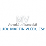 JUDr. Vlček Martin, CSc., advokát – logo společnosti