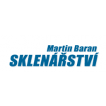 Baran Martin - Sklenářství – logo společnosti