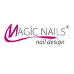 MAGIC NAILS nails desing – logo společnosti