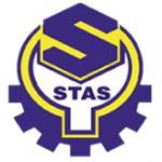 Stavební stroje Ústí nad Labem, a.s. – logo společnosti
