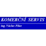 Ing. Václav Fišer - komerční servis – logo společnosti