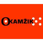 Okamžik - sdružení pro podporu nejen nevidomých – logo společnosti