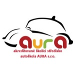 AUTOŠKOLA AURA s.r.o. – logo společnosti