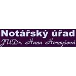 Hornyšová Hana JUDr. - notářka – logo společnosti
