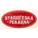 Cukrárna Astra a Staročeská pekárna – logo společnosti