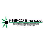 PEBACO Brno s.r.o. – logo společnosti