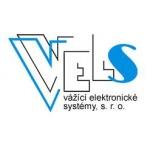 VELS vážící elektronické systémy s.r.o. – logo společnosti