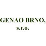 GENAO BRNO, s.r.o. – logo společnosti