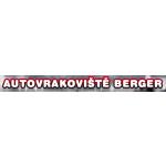 Autovrakoviště BERGER – logo společnosti