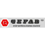GEFAB CS, spol. s r.o. – logo společnosti