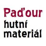 Karel Paďour - hutní materiály – logo společnosti