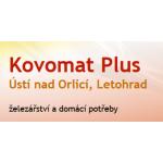 KOVOMAT PLUS, s.r.o. – logo společnosti