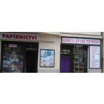 Petržela David - Papírnictví, kancelářské potřeby Praha 6 – logo společnosti