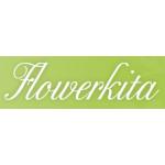 Květinářství FLOWERKITA – logo společnosti