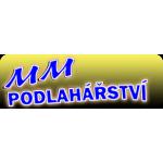 MM PODLAHÁŘSTVÍ – logo společnosti