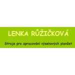 Růžičková Lenka - Výroba strojů – logo společnosti