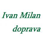 Ivan Milan - doprava – logo společnosti