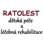 Ratolest, dětská péče a léčebná rehabilitace – logo společnosti