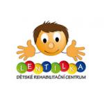 Lentilka – Dětské rehabilitační centrum Pardubice – logo společnosti