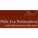 Wohlmuthová Eva, PhDr. – logo společnosti