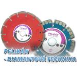 Diamantová technika Pelikán – logo společnosti